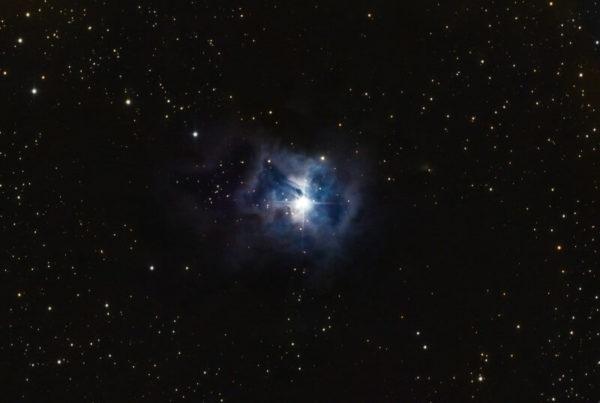Nébuleuse de l'Iris (NGC 7023)