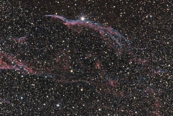 Petite dentelle du Cygne (NGC6960)