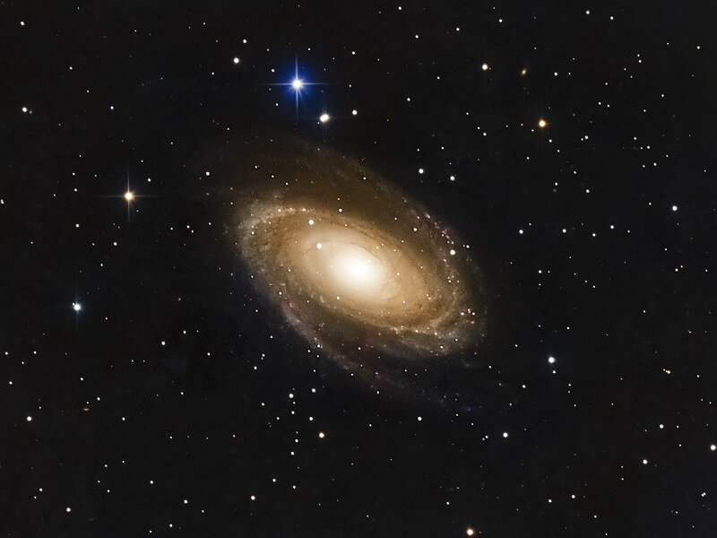 Galaxie de Bode (M81)